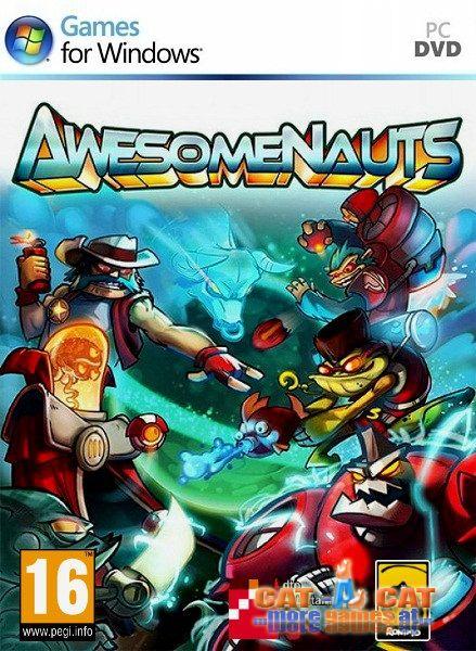 Awesomenauts (2012) PC