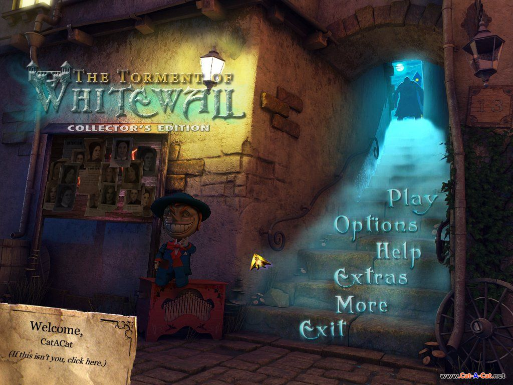 The Torment of Whitewall CE (2012) PC [ENG]