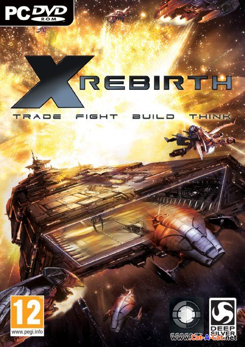 X Rebirth: Collector's Edition (2013) PC [RUS/ENG]