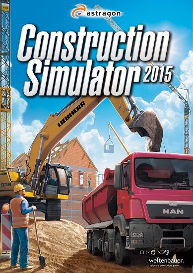 Construction Simulator 2015 (2014) PC