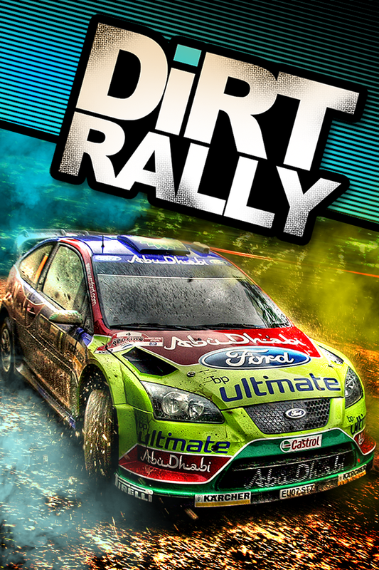 DiRT Rally (2015/PC/Alpha/Eng) + Crack Only