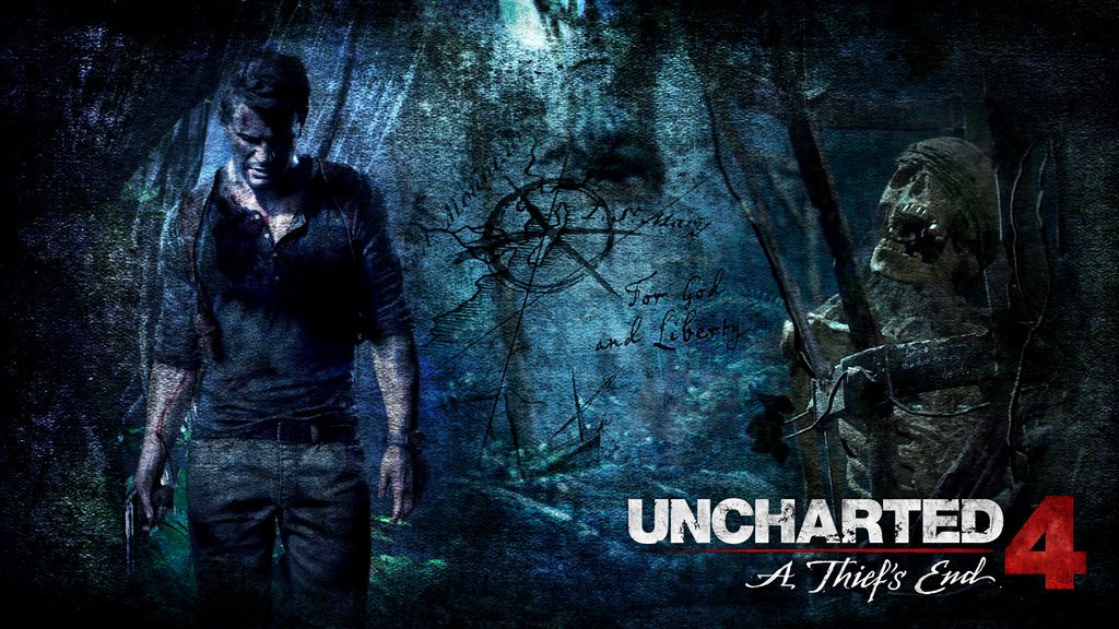 ������� �������� ������ ������ ������ � Uncharted 4