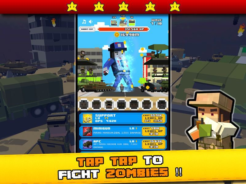 Tap Zombies - Hero Idle Titans v1.0.13 (Android)