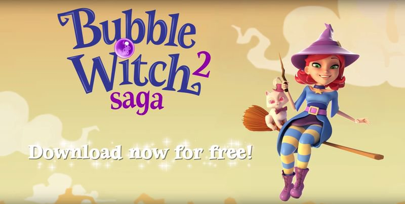 Bubble Witch 2 Saga (Android)