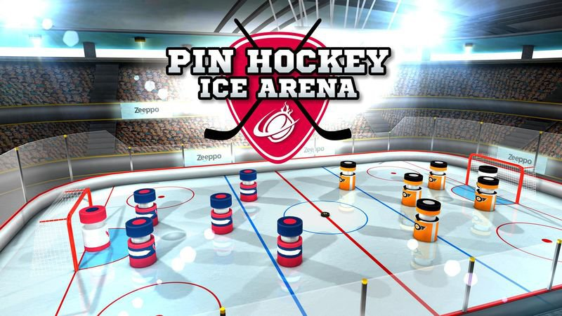 Pin Hockey - Ice Arena (v1.1)