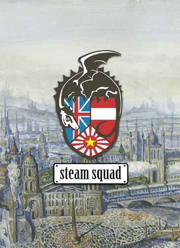 Steam Squad (2016)