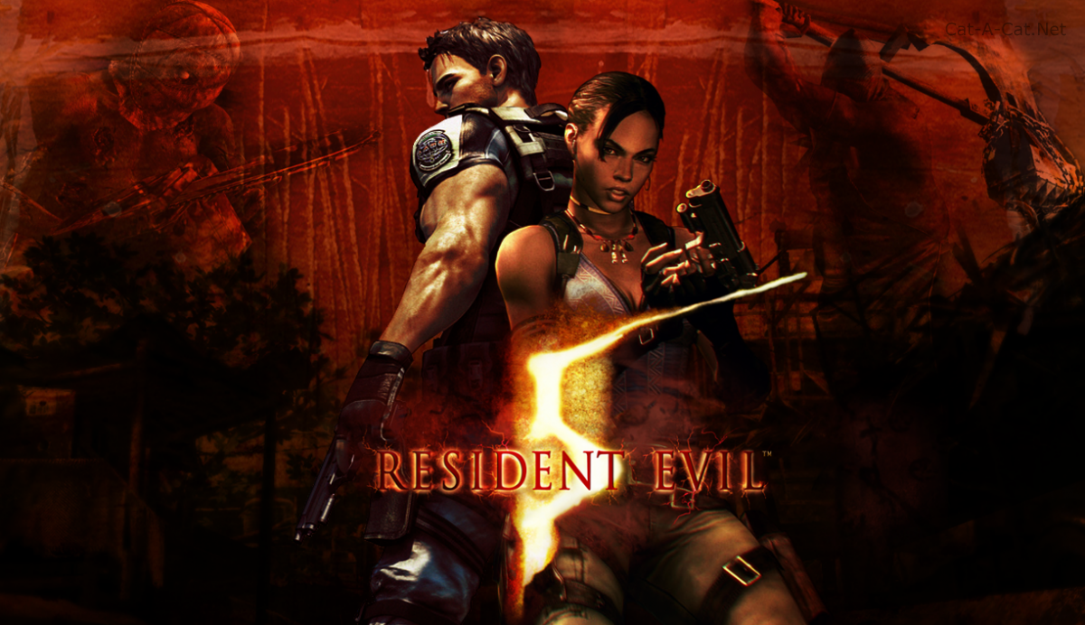 Resident Evil 5: Обзор игры