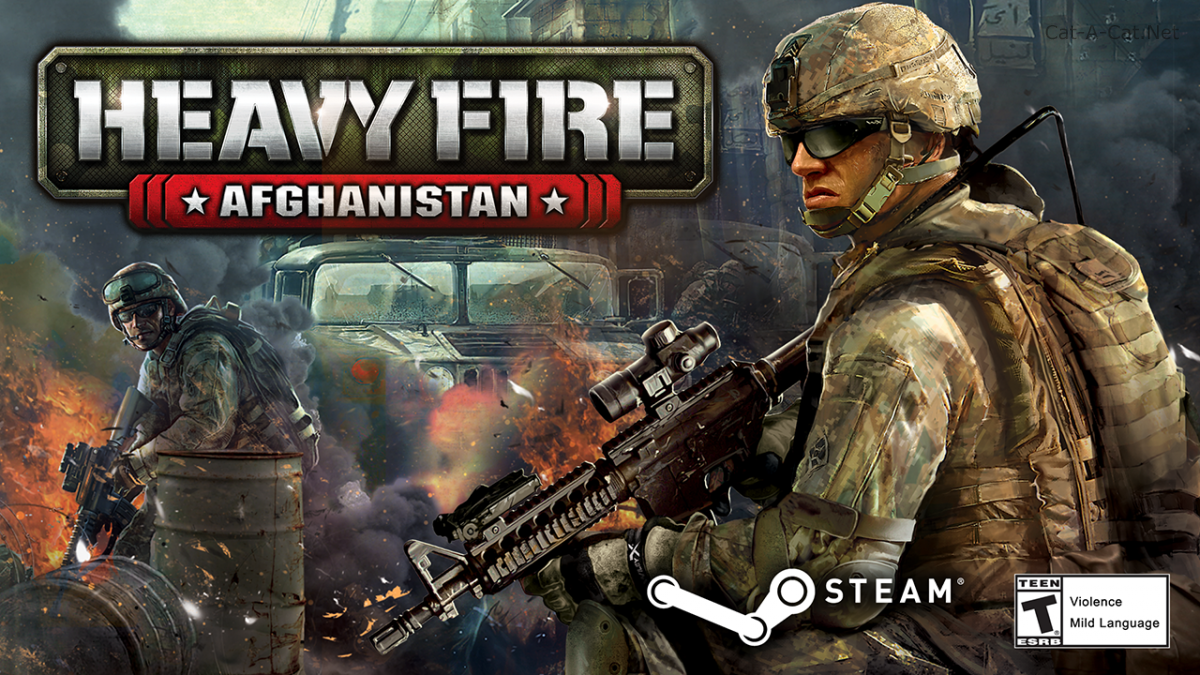 Heavy Fire: Afghanistan: несколько слов