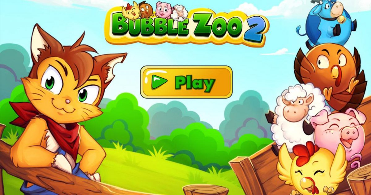 Bubble Zoo 2