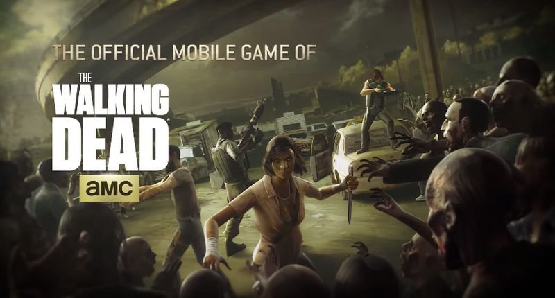The Walking Dead No Man's Land v 2.0.1.1 + Rus