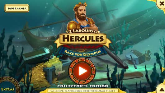 12 Labours of Hercules 6: Race for Olympus