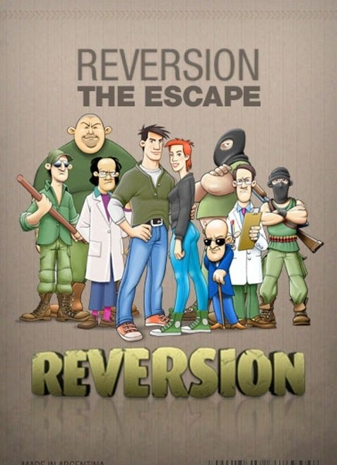 Reversion - The Escape