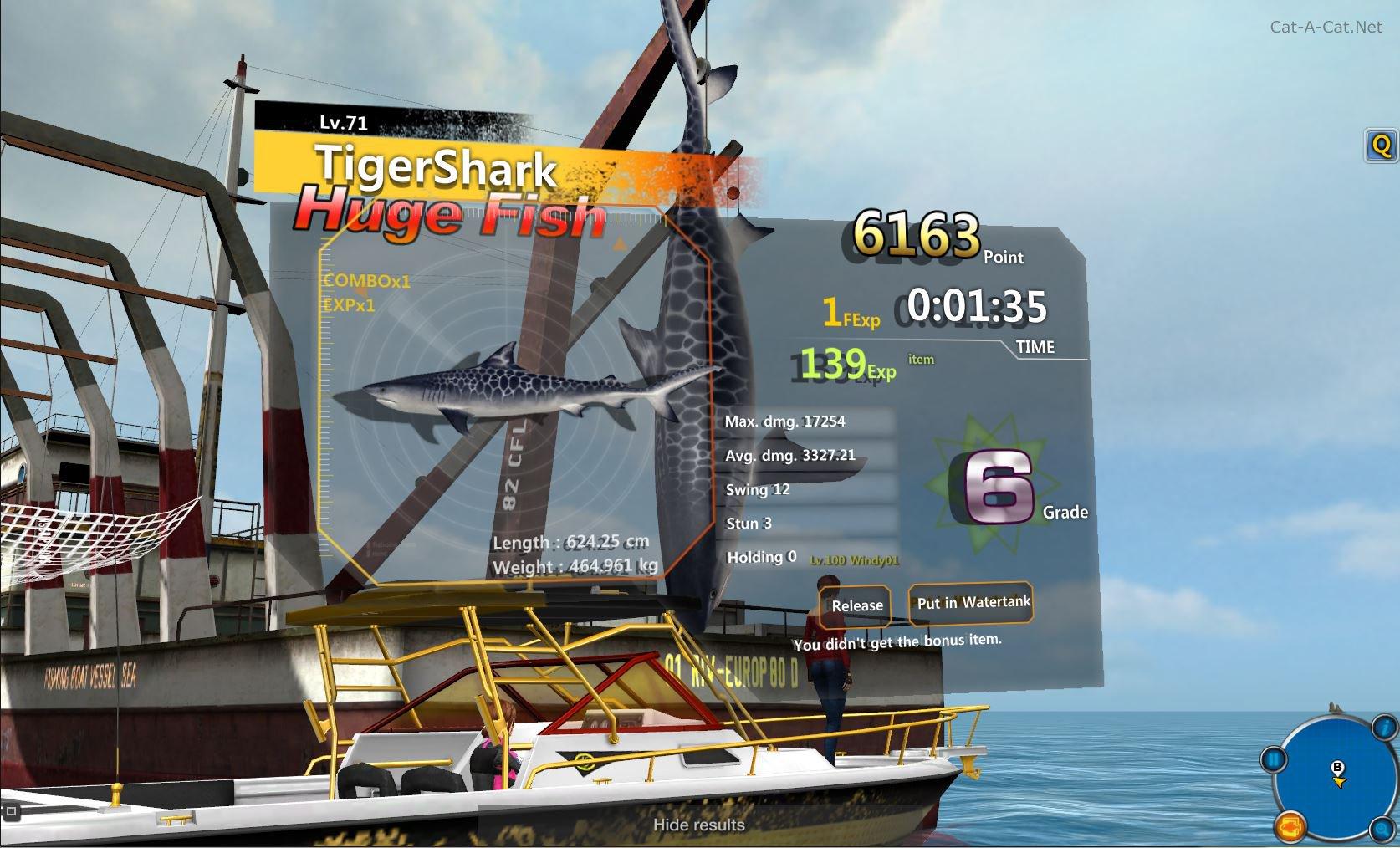 игра net fishing