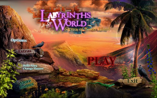 Labyrinths Of The World 5: Secrets Of Easter Island