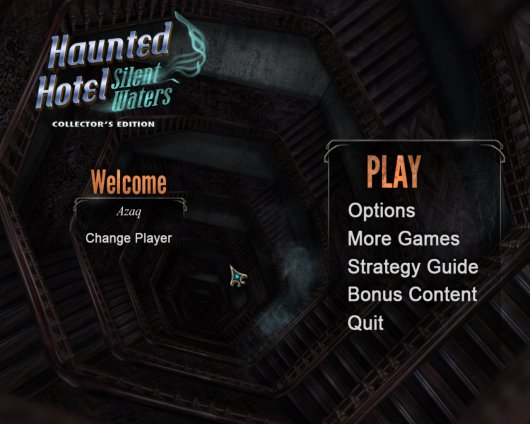 Haunted Hotel 12: Silent Waters CE