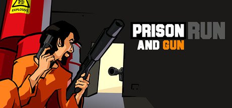 Prison Run and Gun