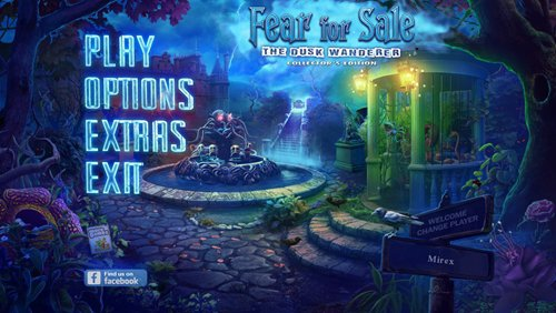 Fear For Sale 9: The Dusk Wanderer CE