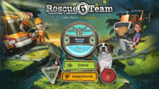 Rescue Team 6: Collector's Edition