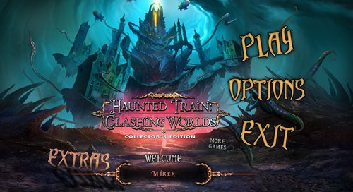 Haunted Train 3: Clashing Worlds CE