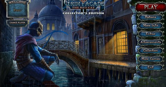 Grim Facade 8: The Red Cat CE