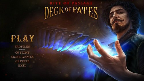 Rite of Passage 6: Deck of Fates CE