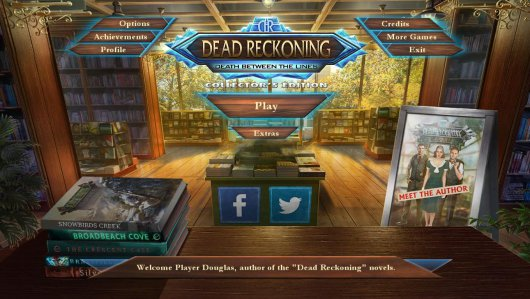 Dead Reckoning 6: Death Between The Lines CE