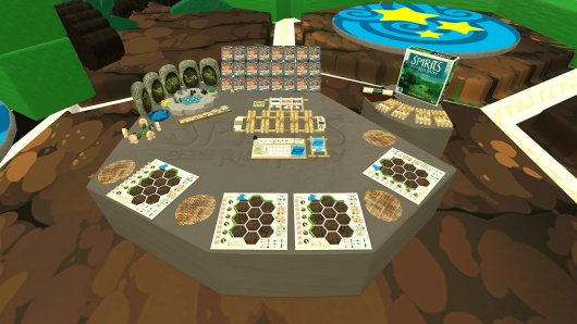 Tabletop Simulator - Spirits of the Rice Paddy