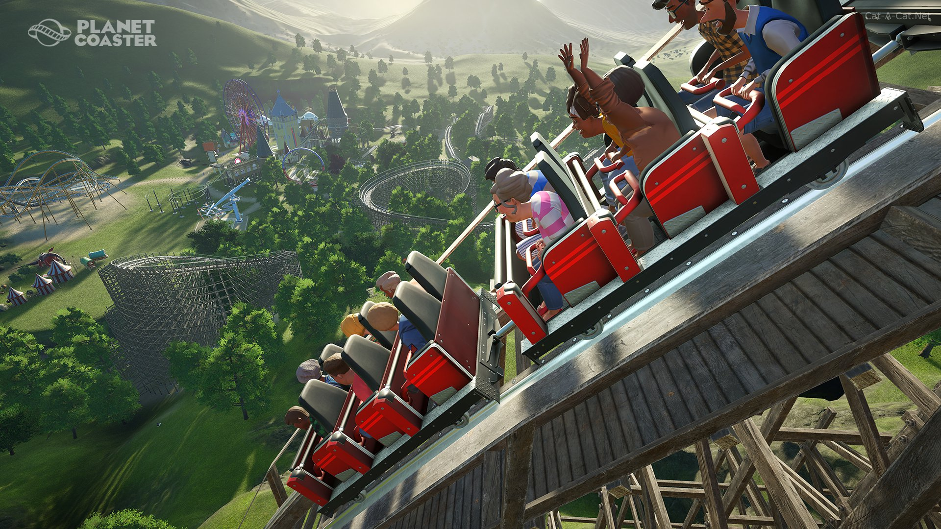 Roller coaster tycoon 1 wont load saved games online
