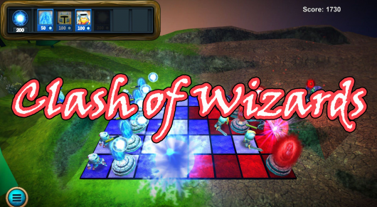 Clash of Wizards