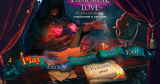 Immortal Love 2: The Price of a Miracle CE