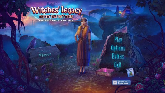 Witches Legacy 9: The City That Isnt There CE