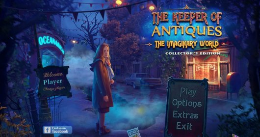 The Keeper of Antiques 2: The Imaginary World CE