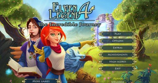 Elven Legend 4: The Incredible Journey PE