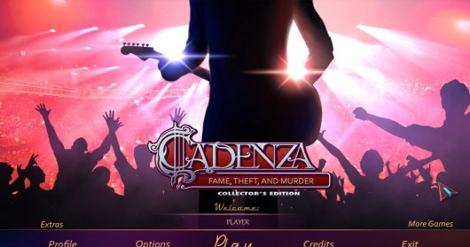 Cadenza 4: Fame, Theft and Murder CE