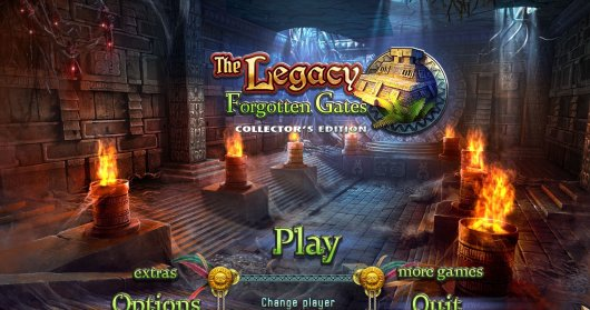 The Legacy: Forgotten Gates CE