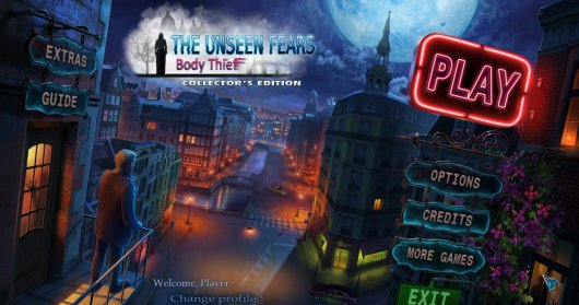 The Unseen Fears: Body Thief CE