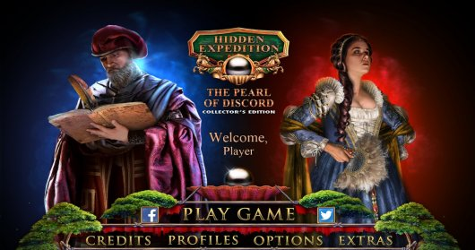 Hidden Expedition 14: The Pearl of Dischord CE