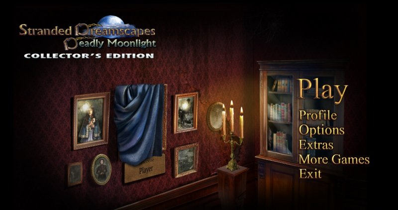 Stranded Dreamscapes 3: Deadly Moonlight CE