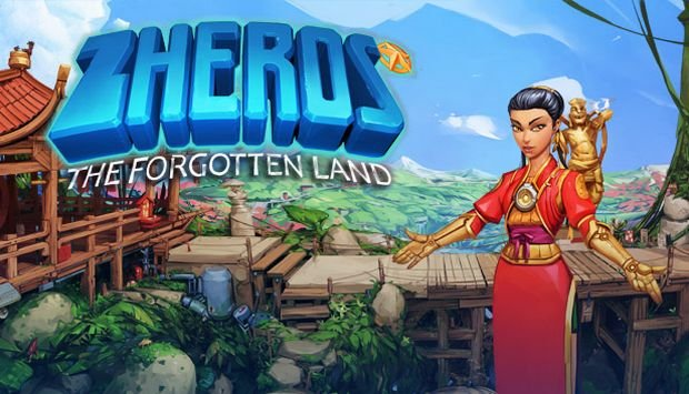 ZHEROS The forgotten land