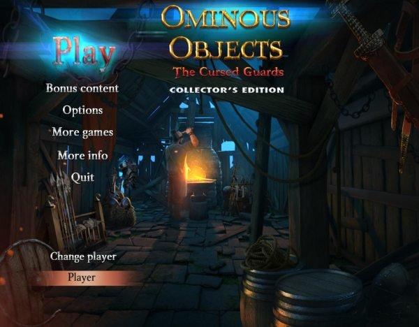 Ominous Objects 5: The Cursed Guards CE