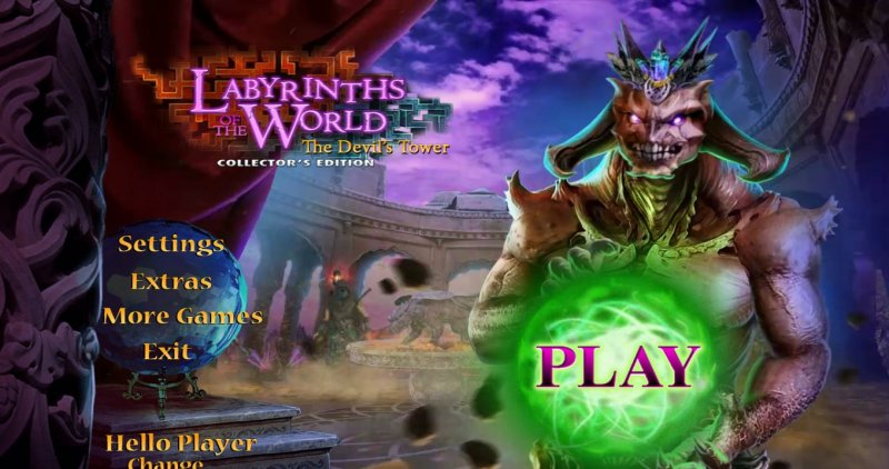 Labyrinths of the World 6: The Devils Tower CE