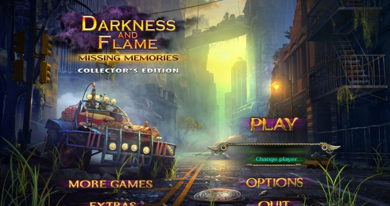 Darkness and Flame 2: Missing Memories Collectors Edition