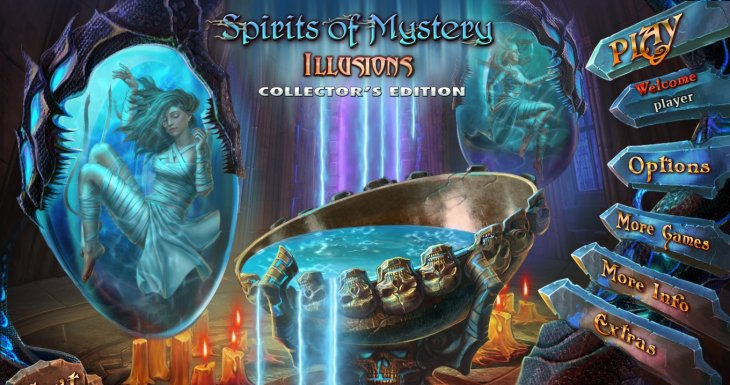 Spirits of Mystery 8: Illusions CE
