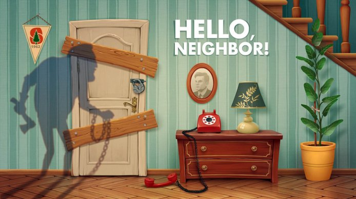 Hello Neighbor / Привет Сосед