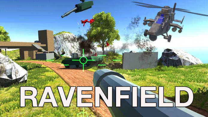 скачать Ravenfield Beta 3 торрент - фото 9