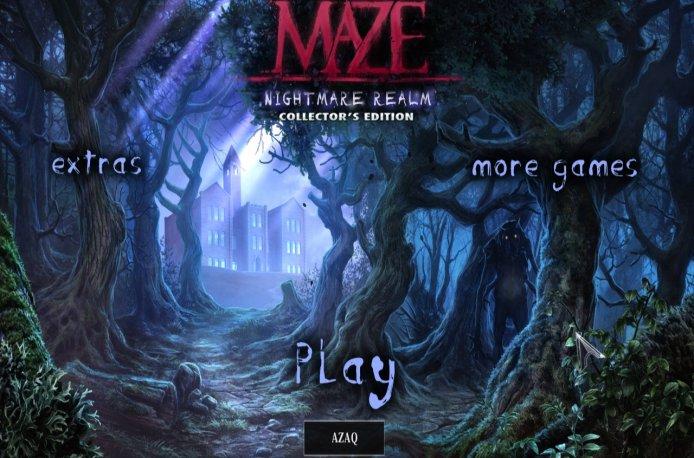 Maze 0: Nightmare Realm CE