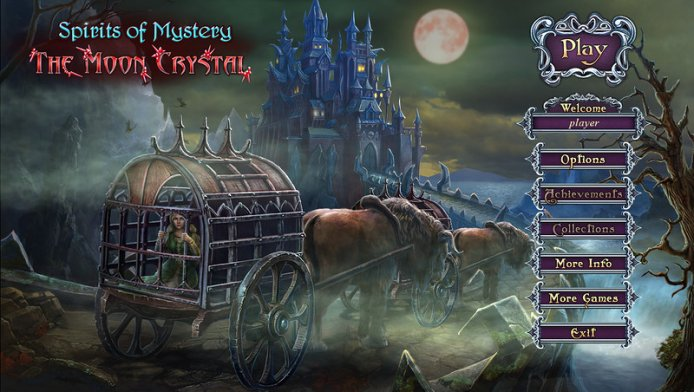 Spirits of Mystery: The Moon Crystal Collectors Edition