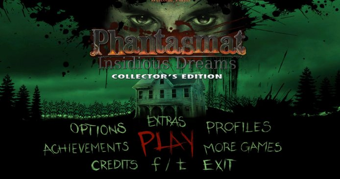 Phantasmat 9: Insidious Dreams Collectors Edition