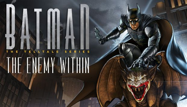 Batman: The Enemy Within Episode 1-3