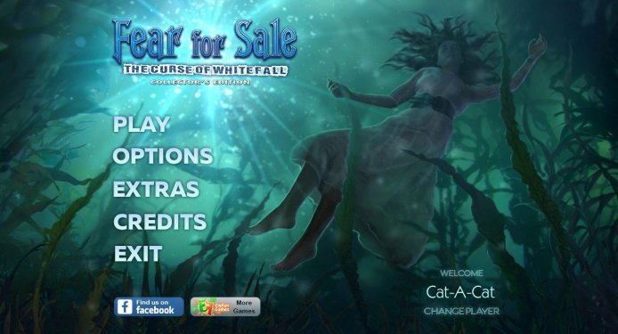 Fear For Sale 11: The Curse of Whitefall CE